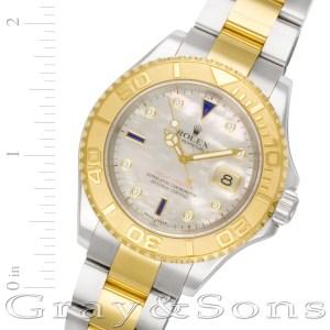 Rolex Yacht-Master 116623 18k & steel 40mm auto watch
