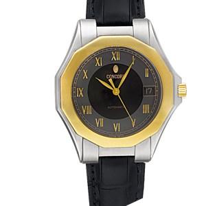 Concord Mariner 16.A9.112 18k & steel 38mm auto watch