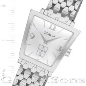 Corum Trapeze 106.404.20 stainless steel 32mm Quartz watch