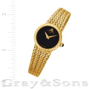 Baume & Mercier Classic 36663 18k 21mm Manual watch
