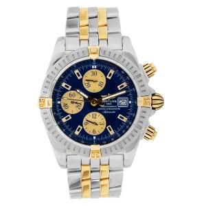 Breitling Chronomat Evolution B13356 stainless steel 43mm auto watch