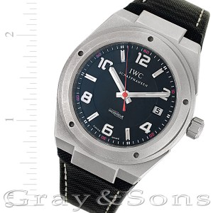 IWC Ingenieur IW322703 titanium 42.5mm auto watch