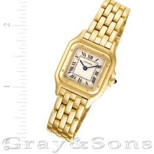 Cartier Panthere W25022B9 18k 22mm Quartz watch