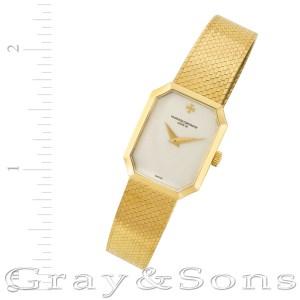 Vacheron Constantin Classic 15030 18k 18mm Manual watch