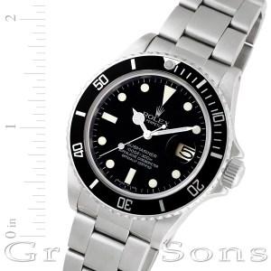 Rolex Submariner 116610LN stainless steel 40mm auto watch