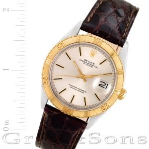 Rolex Thunderbird 1625 stainless steel 36mm auto watch