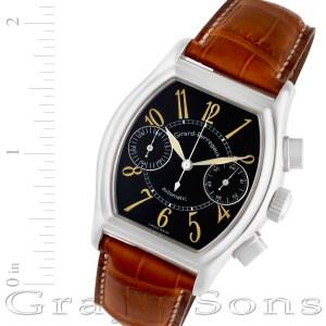 Girard Perregaux Richeville 1982 stainless steel 35mm auto watch