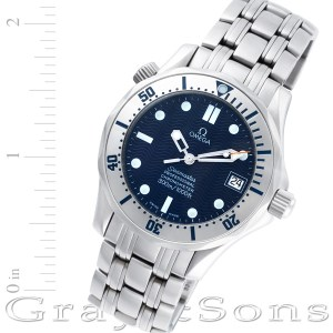 Omega Seamaster 2532.80.00 stainless steel 36mm auto watch