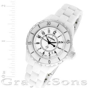Chanel J12 H0968 ceramic 34mm Quartz watch