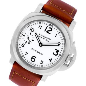 Panerai Luminor PAM 00113 stainless steel mm Manual watch