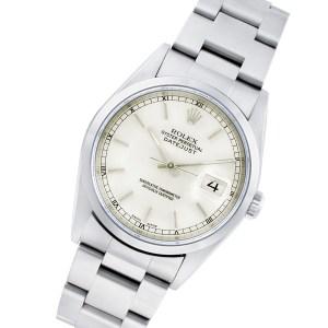 Rolex Datejust 16200 stainless steel 36mm auto watch