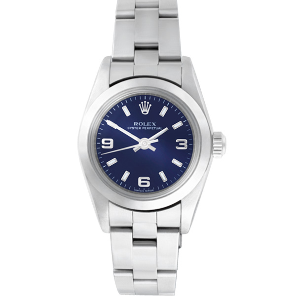 Rolex Oyster Perpetual 76080 stainless steel 26mm auto watch