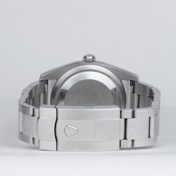 Rolex Datejust 116200 stainless steel 36mm auto watch