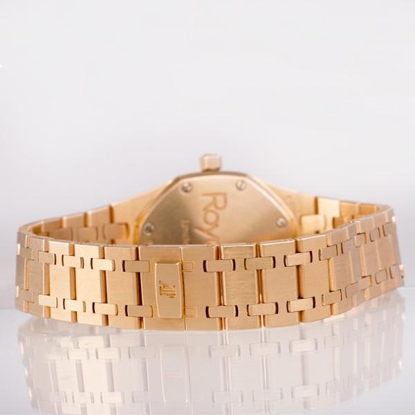 Audemars Piguet Royal Oak 14790 18k rose gold 36mm auto watch