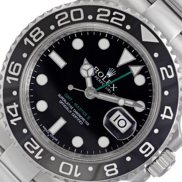 Rolex GMT-Master II 116710 stainless steel 40mm auto watch
