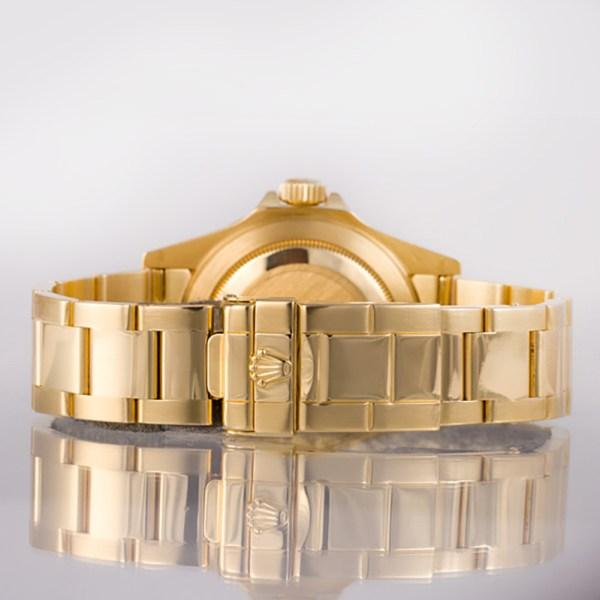 Rolex Yacht-Master 16628 18k 40mm auto watch