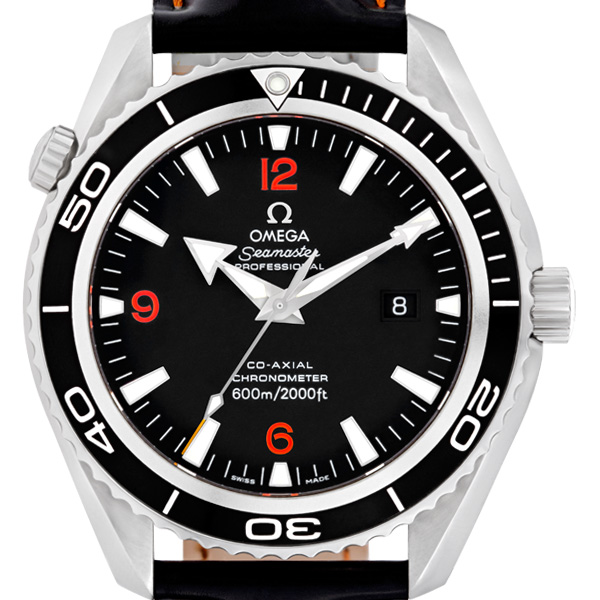 Omega Planet Ocean 232.32.42.21.01.005 stainless steel 43mm auto watch