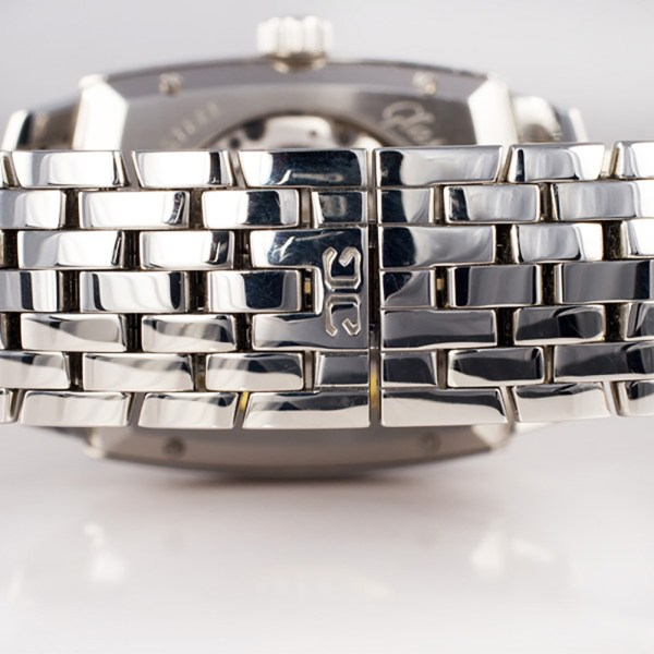 Glashutte Original Senator Karree 39-42-53-52-14 stainless steel 36mm auto watch