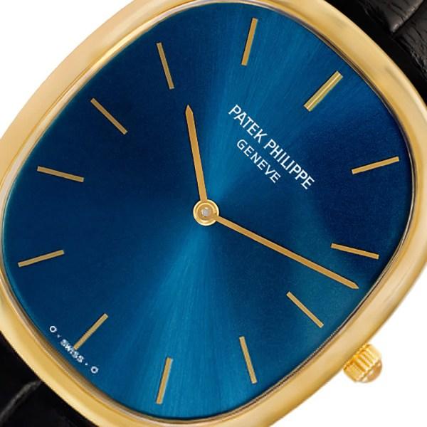 Patek Philippe Ellipse 3738 18k 30mm auto watch