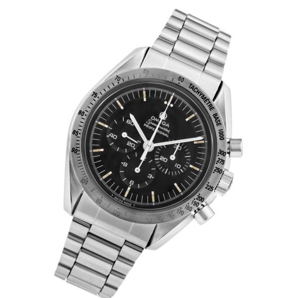 Omega Speedmaster stainless steel 40mm Manual watch