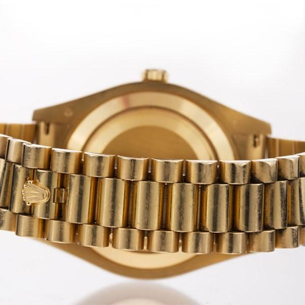 Rolex Day-Date II 218238 18k 41mm auto watch