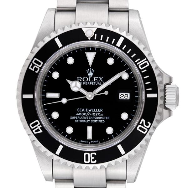 Rolex Sea-Dweller 16600 stainless steel 40mm auto watch
