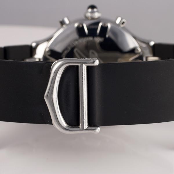 Cartier Chronoscaph 21 w510125u2 stainless steel 36mm Quartz watch