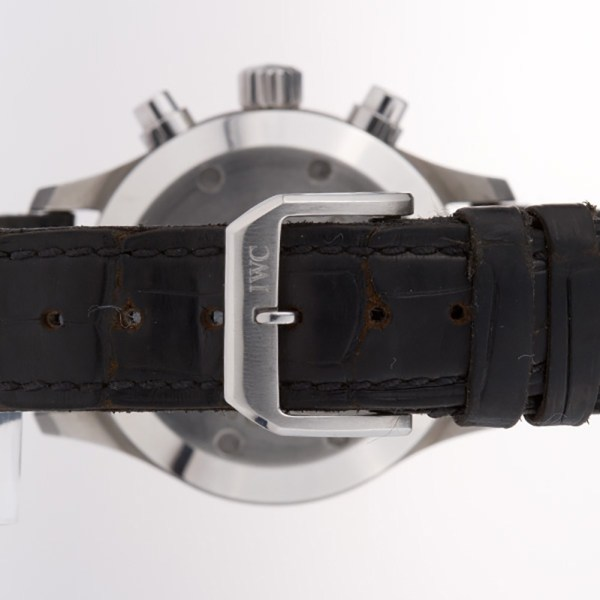 IWC Der Fliegr 3740 stainless steel 36mm Quartz watch