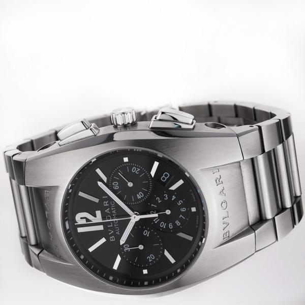 Bvlgari Ergon eg 40 s ch stainless steel mm auto watch