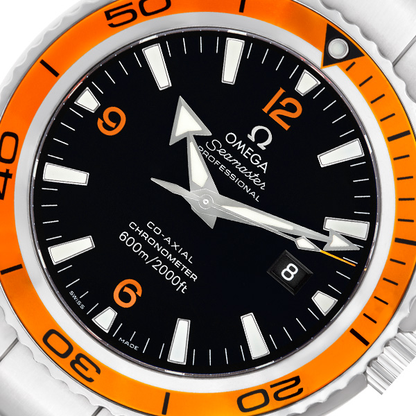 Omega Seamaster 232.30.42.21.01.002 stainless steel 44mm auto watch