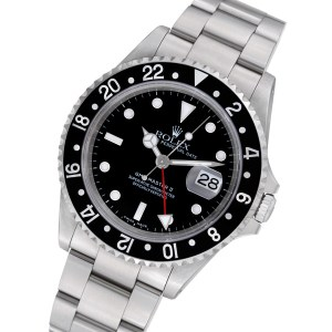 Rolex GMT-Master II 16710 stainless steel 40mm auto watch