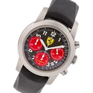 Girard Perregaux Ferrari 8028 titanium 38mm auto watch