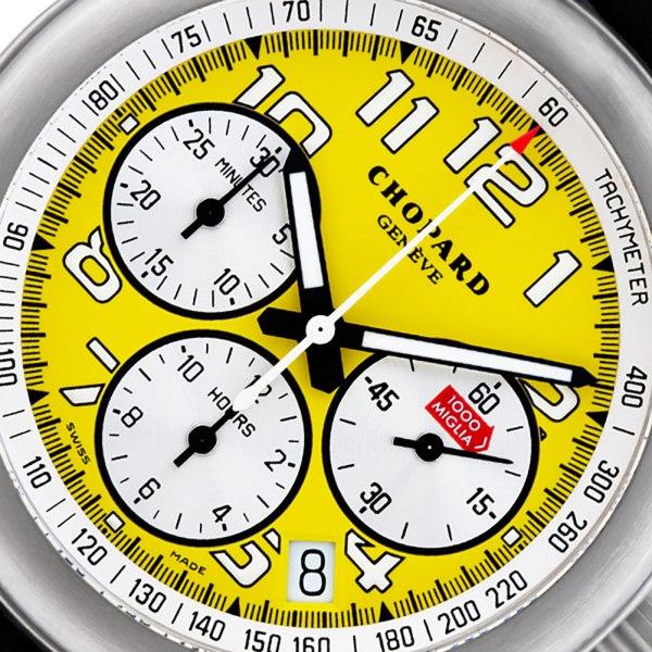 Chopard Mille Miglia 16/8915 titanium 40mm auto watch