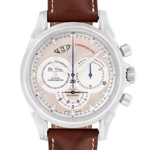 Omega De Ville 4850.30.37 stainless steel 41mm auto watch