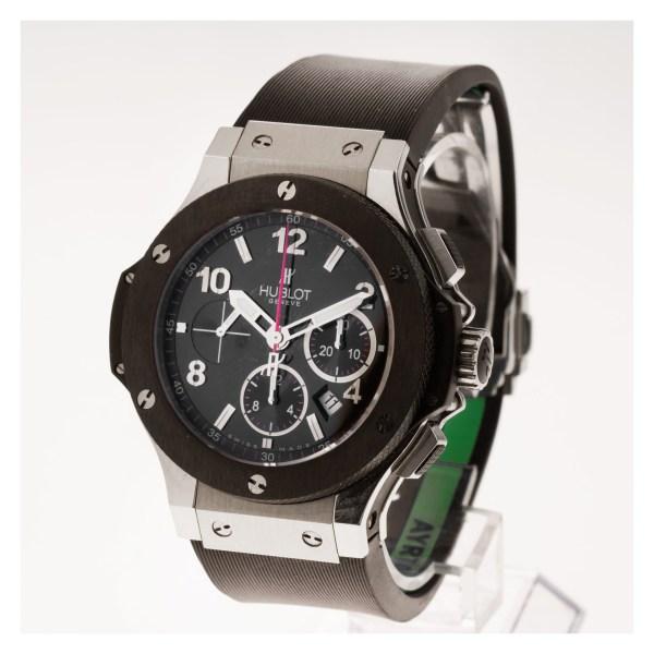Hublot Big Bang 301SX611784 stainless steel 44mm auto watch