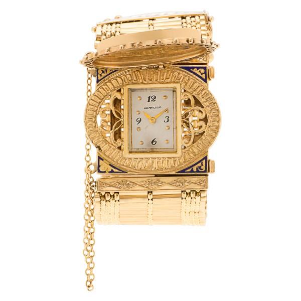 Hamilton Classic 14k mm Manual watch