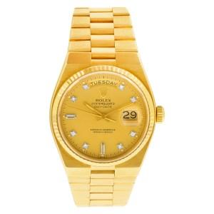 Rolex Day-Date 19018 18k 36mm Quartz watch