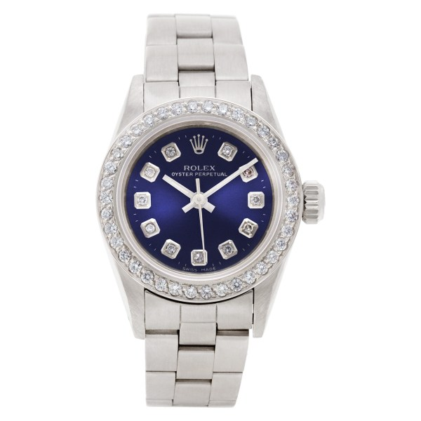 Rolex Oyster Perpetual 67180 stainless steel 26mm auto watch