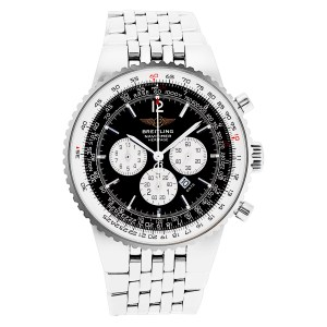 Breitling Navitimer A35340 stainless steel 42mm auto watch