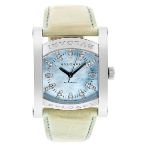 Bvlgari Assioma AA 44 S stainless steel 34mm auto watch