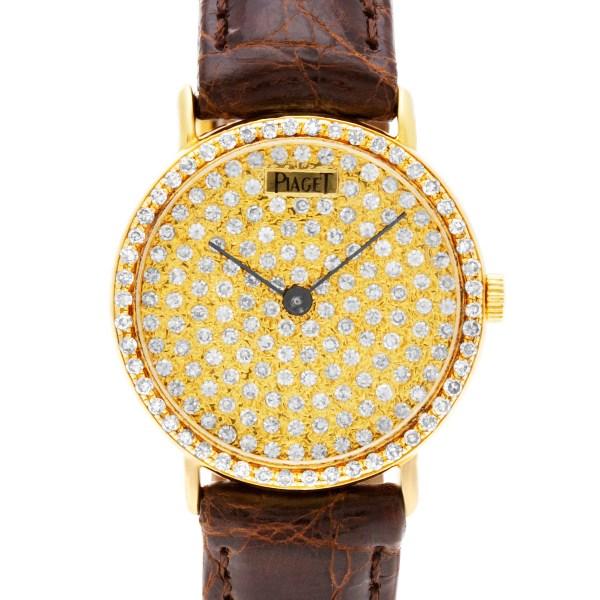 Piaget Altiplano 22335 18k 23mm Quartz watch