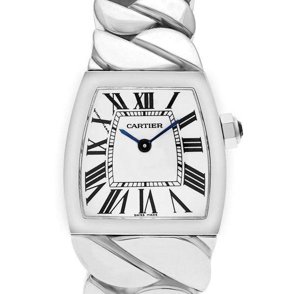 Cartier la dona W660012I stainless steel 21.5mm Quartz watch