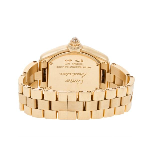 Cartier Roadster WE5001X1 18k 32mm Quartz watch
