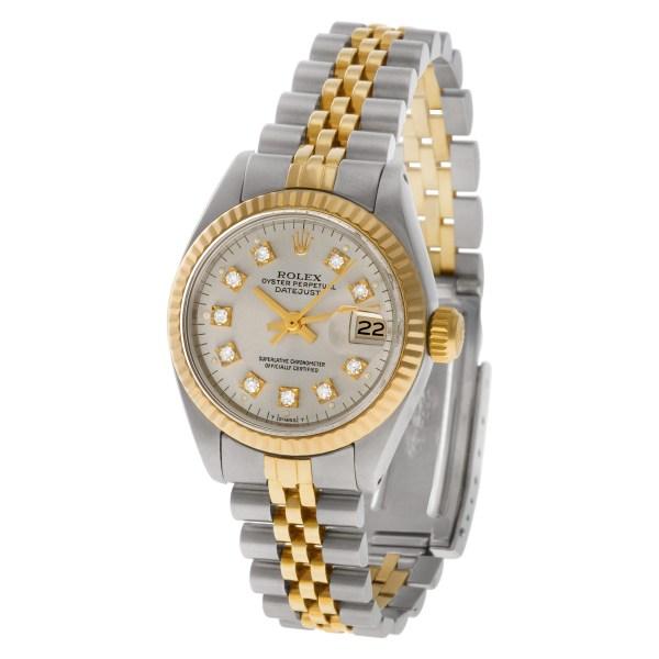 Rolex Datejust 6917 stainless steel 26mm auto watch