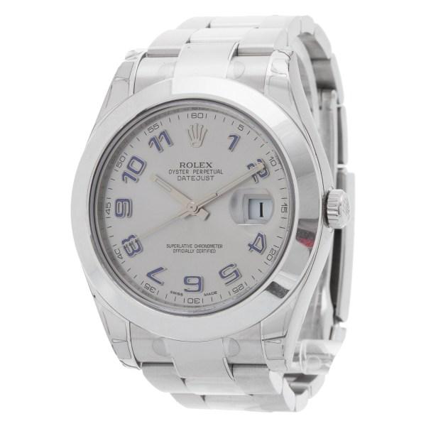 Rolex Datejust II 116300 stainless steel 41mm auto watch