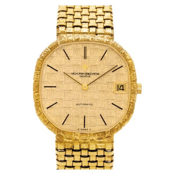 Vacheron Constantin Classic 44023/206 18k 32mm auto watch