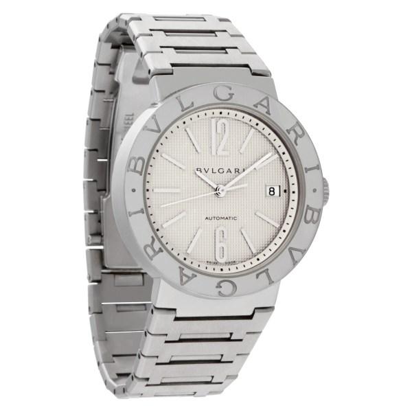 Bvlgari Bvlgari bb 38 ss Stainless Steel Cream dial 38mm Automatic watch