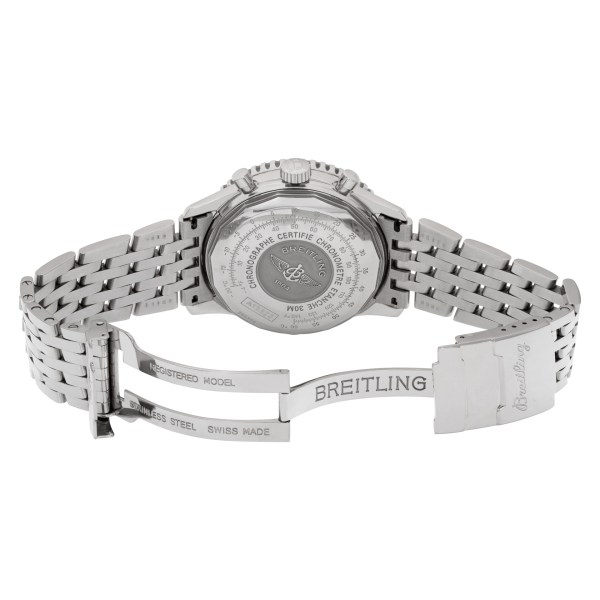Breitling Navitimer A13322 stainless steel 42mm auto watch