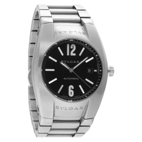 Bvlgari Ergon eg 40 s stainless steel 40mm auto watch