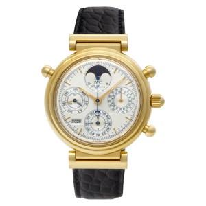 IWC Da Vinci 3751 18k White dial 39mm Automatic watch